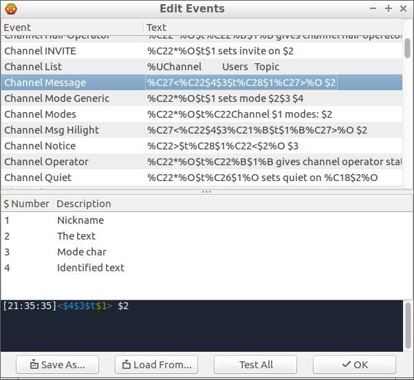 Advanced Hexchat – Cuff-Link Community Blog